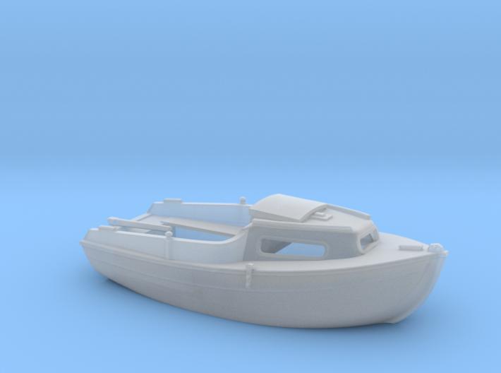 HObat01 - Small boat 3d printed