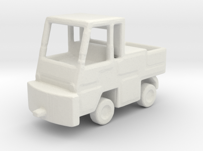 1/200 Scale NATO Hanger Tractor 3d printed