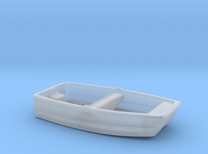 HObat20  - Small boat 3d printed