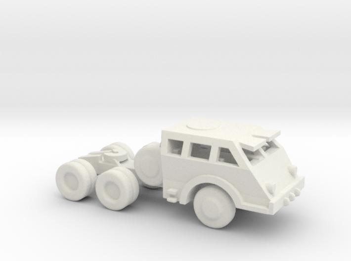 1/200 Scale M25 Dragon Wagon 3d printed