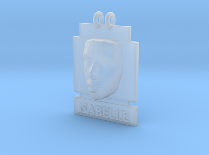Cosmiton Fashion P - Isabelle Adjani - 25 mm 3d printed