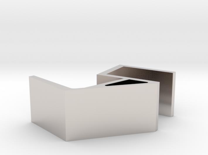 "Beats headphone hook | 1"" thick desk mount 3d printed"