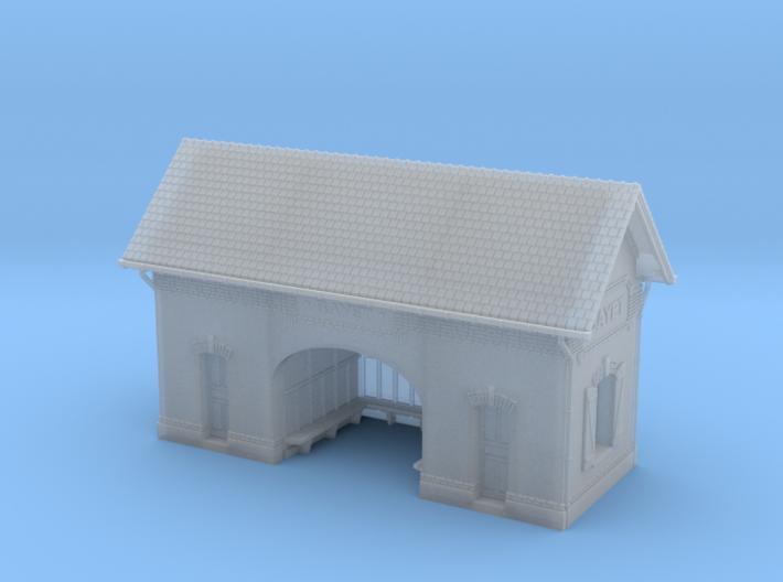 NBay01 - Bayet's Platform shelter 3d printed