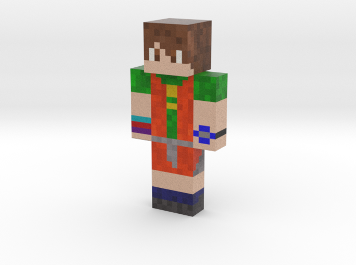 SamTurtwig | Minecraft toy 3d printed