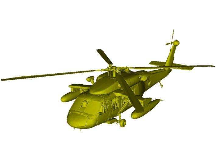 1/200 scale Sikorsky UH-60 Black Hawk x 1 3d printed