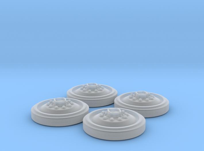 M24 Chaffee Inner Wheel Set 3d printed