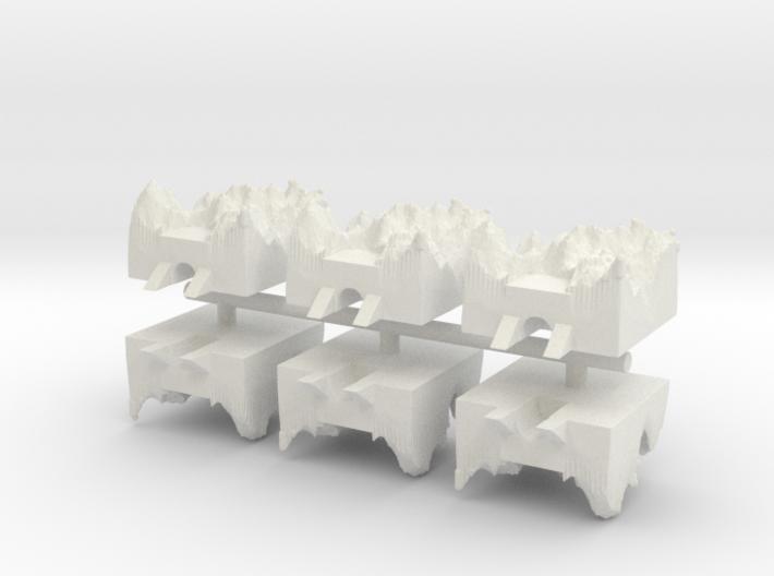 Underground Factory x6 3d printed