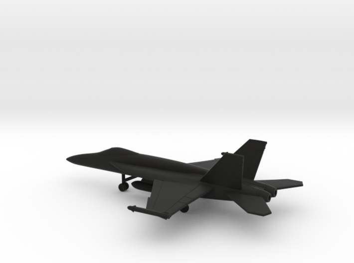 Boeing F/A-18E Super Hornet 3d printed