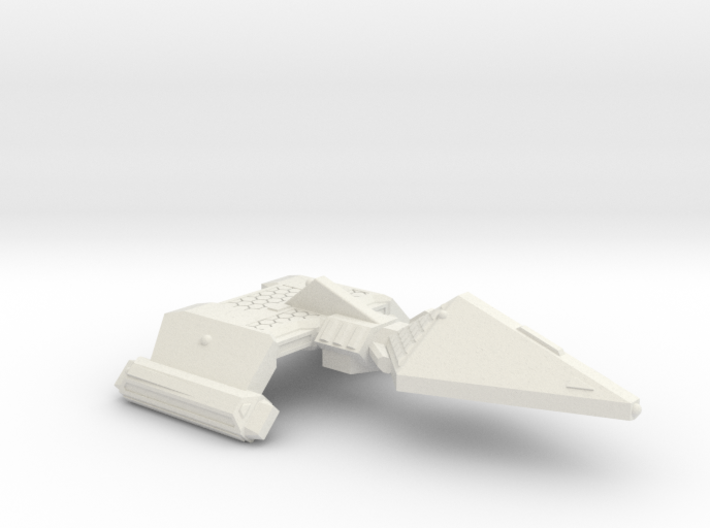 3788 Scale Neo-Tholian Heavy Frigate SRZ 3d printed