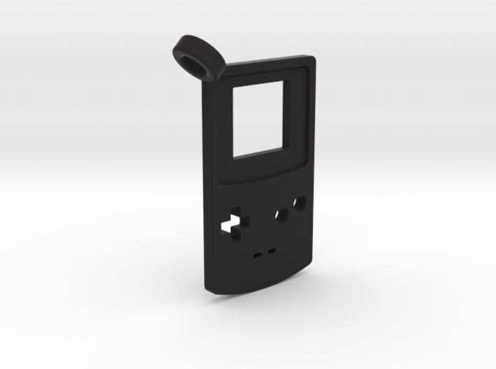 Gameboy Color Styled Pendant 3d printed