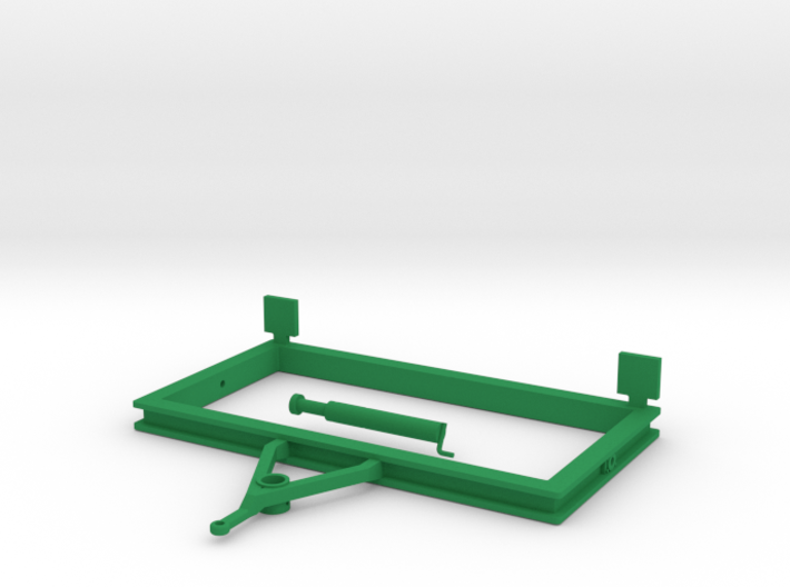 Rahmen Walze 3d printed