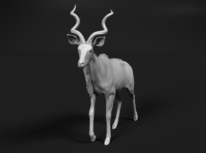 Greater Kudu 1:87 Walking Male 3d printed