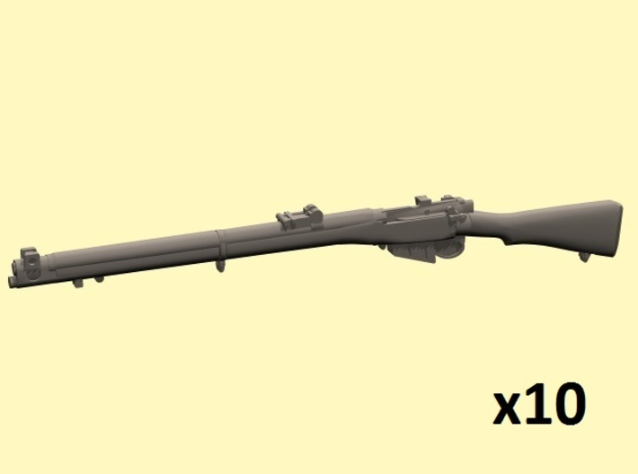1/35 S.M.L.E. No.1 Mk.III rifle 3d printed