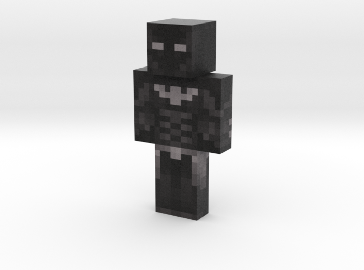 batman | Minecraft toy 3d printed