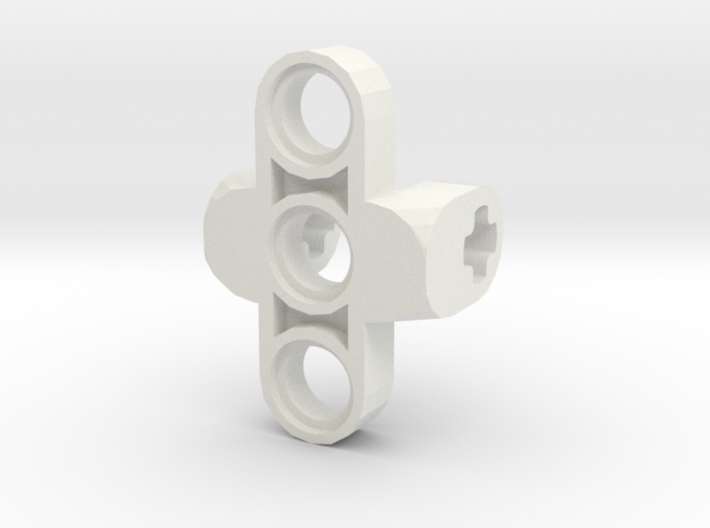 Custom Connector 2 3d printed