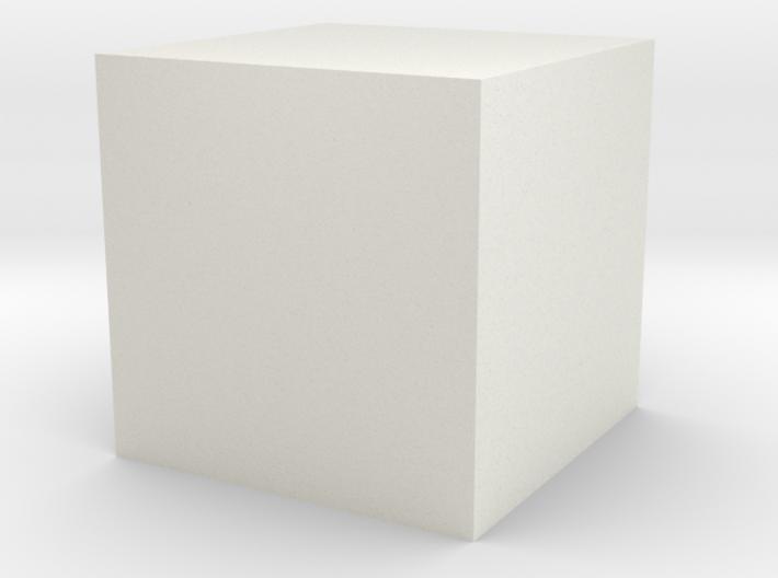 Zen Dice 1 3d printed