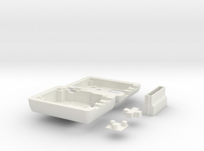 Tiny Game Corner Case 3d printed