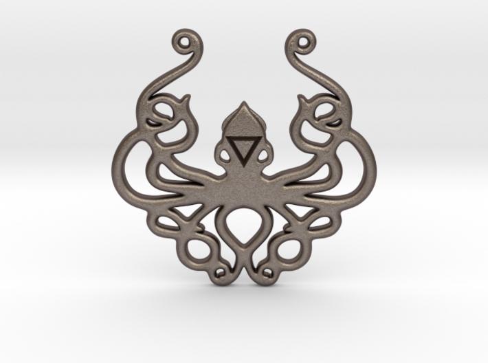 Mythological Elements - Kraken (Water) 3d printed