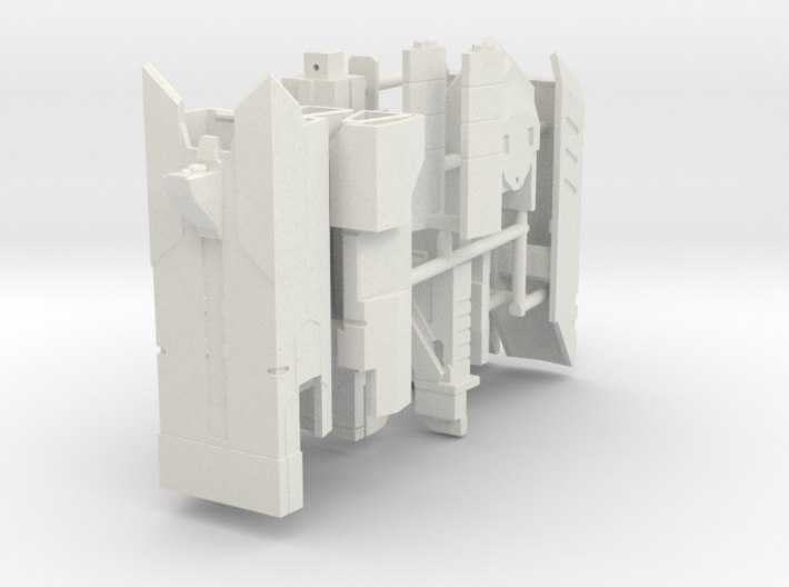 VF-31 Strike Canons (Retractable Pod) 3d printed