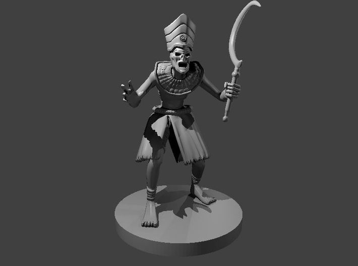 Mummy Lord 3d printed