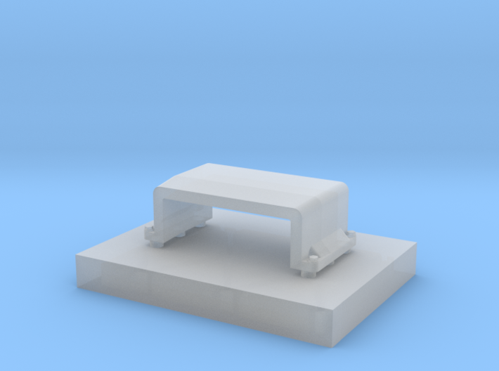 M48 Patton Early Gunners Sight 3d printed