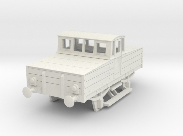 b-76-mr-battery-loco 3d printed