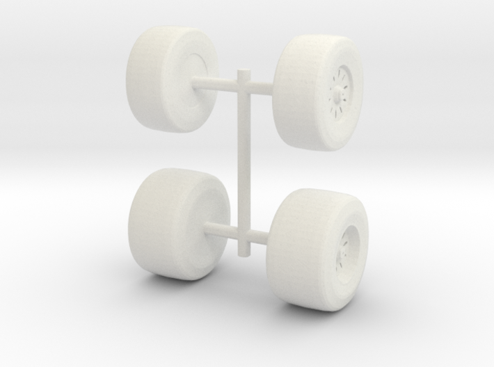 IRL01-07tires 12/5 3d printed