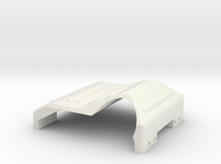 RC4WD TF2 GCM Skid RHS 3d printed