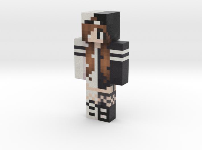 _Snowfury_ | Minecraft toy 3d printed