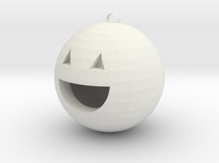 Pumpkin charm 3d printed