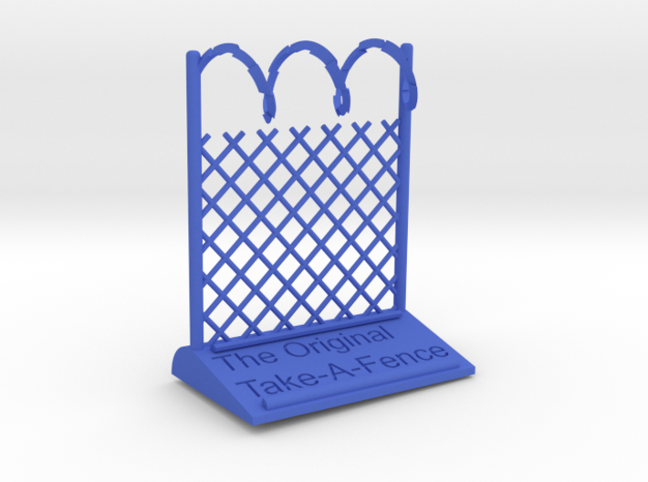 The Original Take-A-Fence: The Oh No You Didnt 3d printed