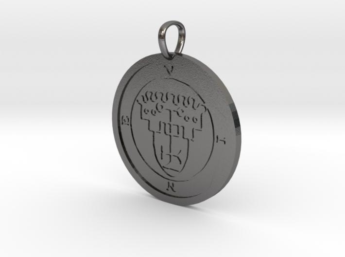 Vine Medallion 3d printed
