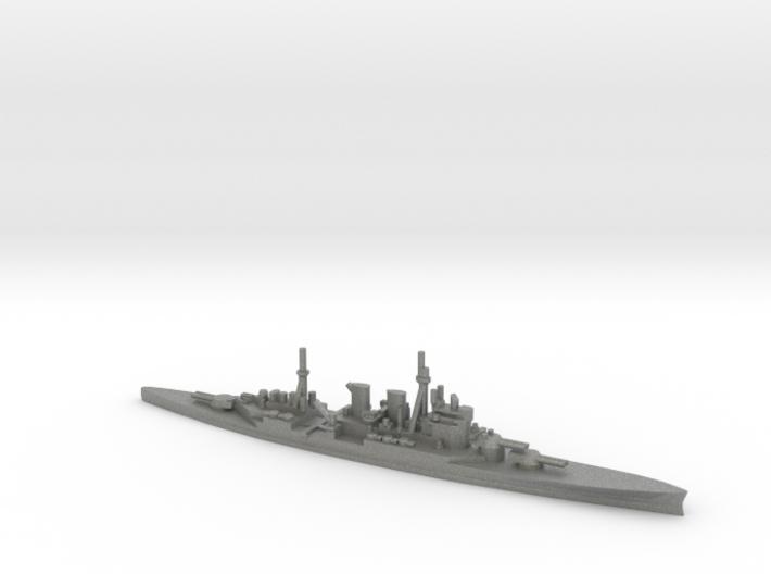 British Renown-Class Battlecruiser 3d printed