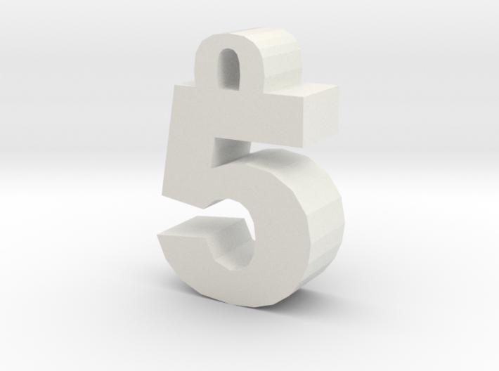 5 3d printed