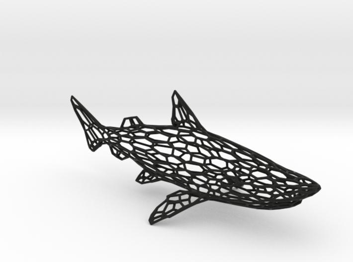 SHARK 3d printed