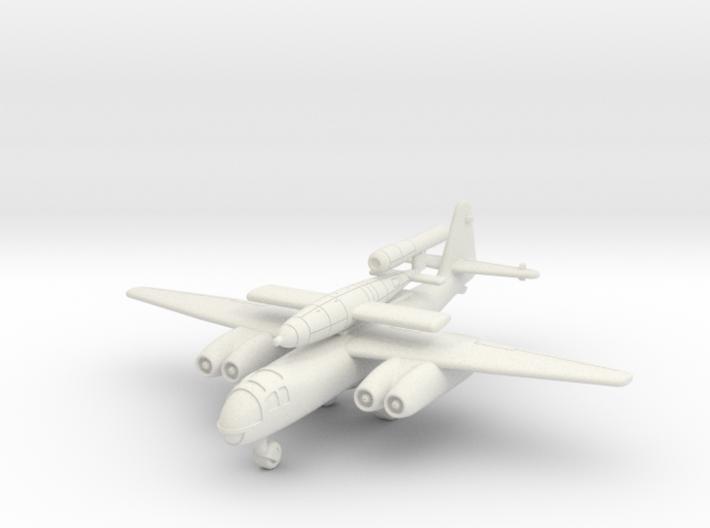 (1:200) Arado Ar 234 C/V1 Huckepack 3d printed
