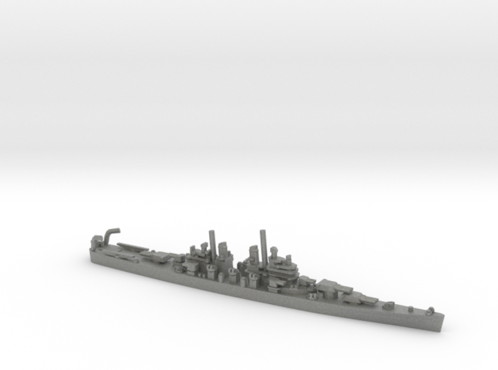 US Baltimore-Class Heavy Cruiser 3d printed
