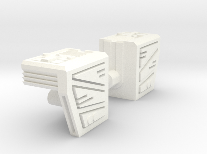 Siege Deluxe Class COG Add On Kit (Shoulder A) 3d printed