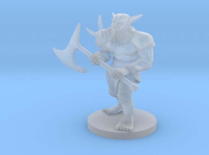 Bugbear New with Axe 3d printed