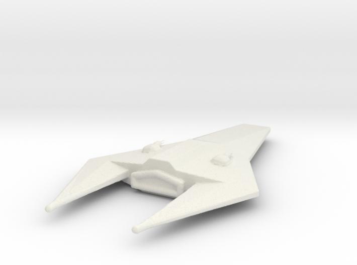 Valhalla spaceship 3d printed