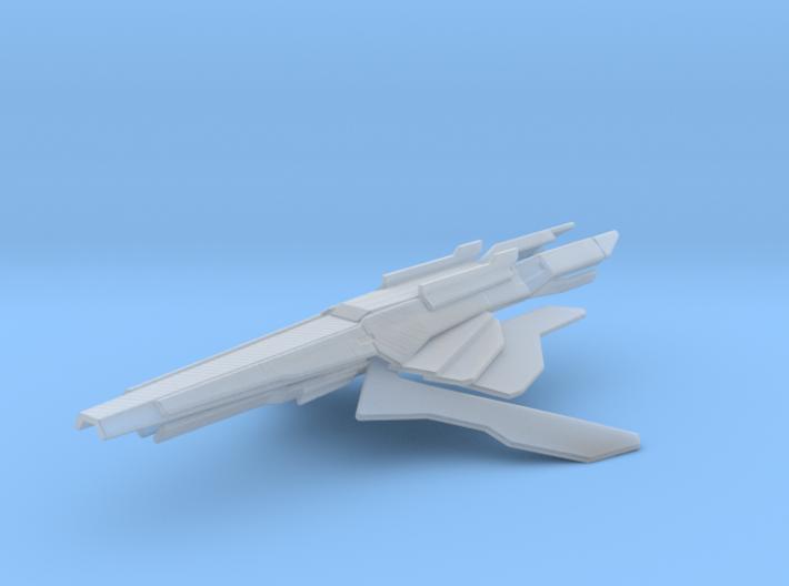 Mass Effect Turian Cruiser Lmj876bge By Mihiminis