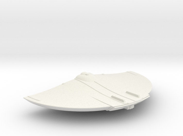 1/1400 USS Jupp (Discovery) Rear Saucer 3d printed
