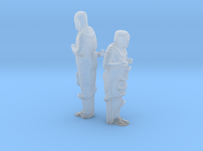 Cosmiton Multiples NML Femme 050 - 1/48 3d printed