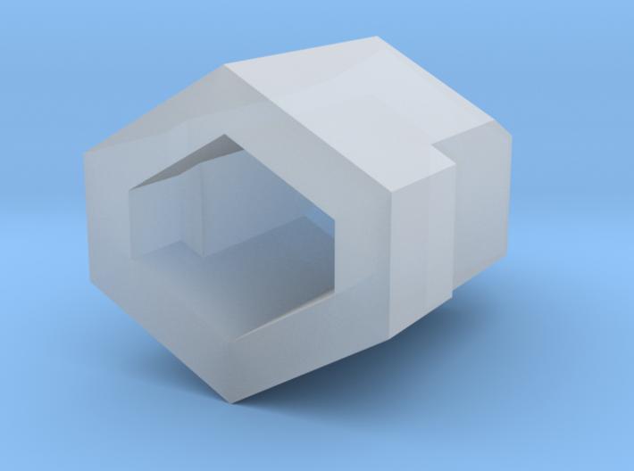 K4-EliteCrystalTop - part 8/9 3d printed