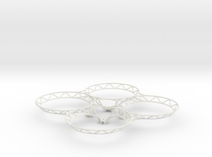 Crazyflie quadcopter frame 3d printed