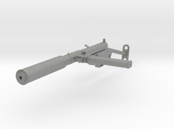 1/3rd Scale Sten Mk2 suppressed 3d printed