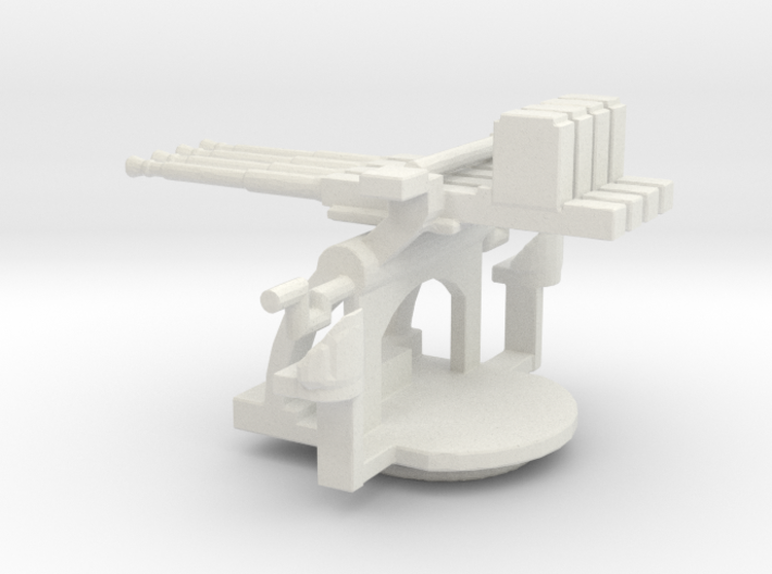 1/128 Scale 1.1 inch Mount Mk2 3d printed