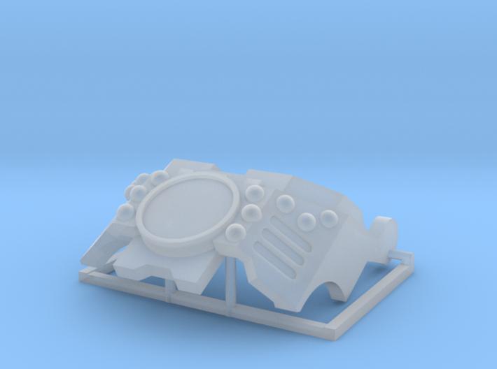 Stud Circle: Redem Harness (VIS-Ready) 3d printed