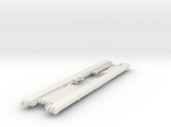 main_frame_middle_section 3d printed