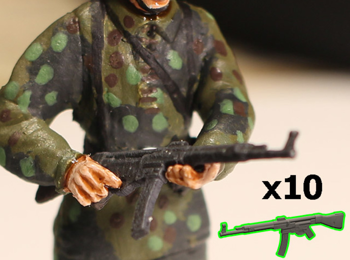1/35 scale StG44 3d printed